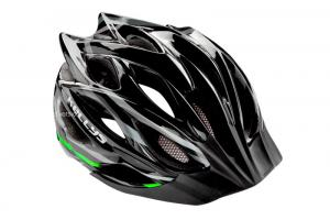 Prilba Kellys DYNAMIC black-green