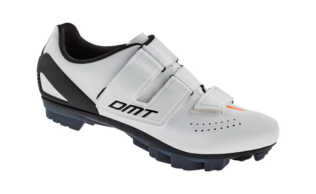 f6c710e86d MTB tretry DMT DM6 biela čierna oranžová - E-shop - SHOPBIKE