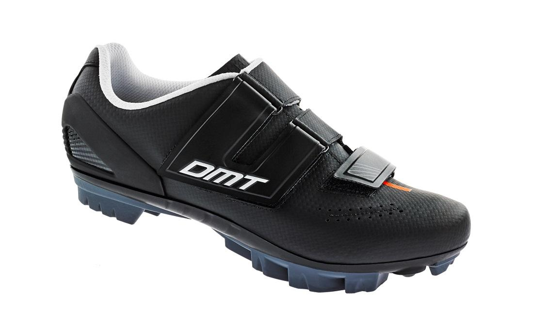 c91fd83e06 MTB tretry DMT DM6 čierna biela oranžová - E-shop - SHOPBIKE