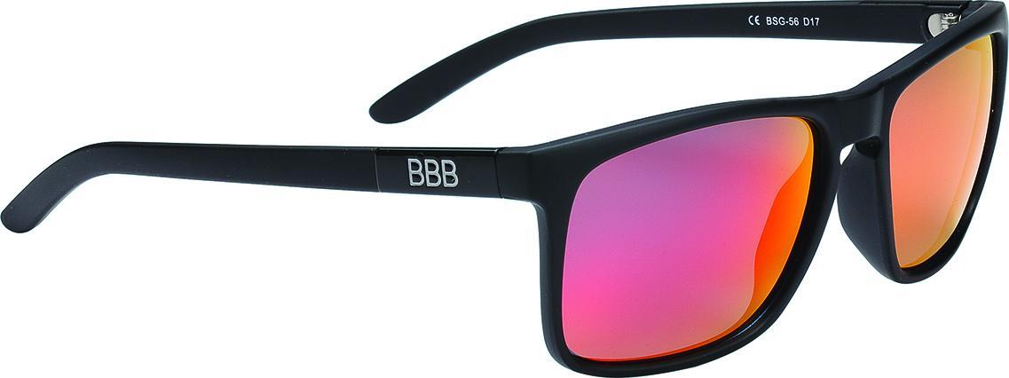 08121536e Športové okuliare, BBB BSG-56 TOWN, matná čierna/červená - E-shop ...