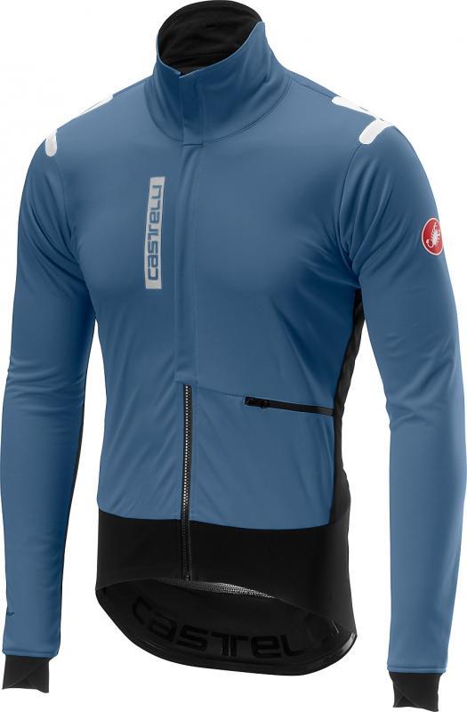 Zimná bunda Castelli 17502 ALPHA ROS 501 modrá čierna - E-shop ... 1dad67dd321