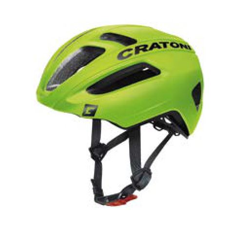 CRATONI C-Pro lime-black-rubber 2018