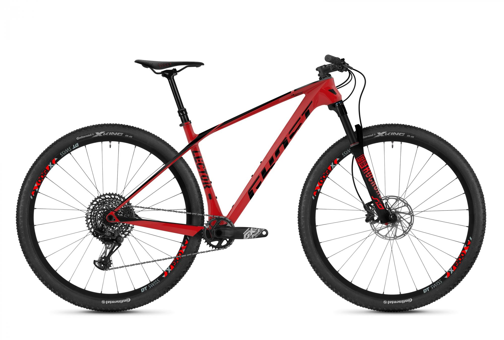 GHOST Lector 5.9 LC riot red / jet black 2019