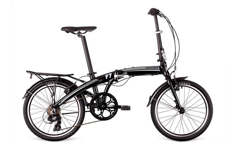 852ac5f5c3057 Dema F7 2018 black - E-shop - SHOPBIKE