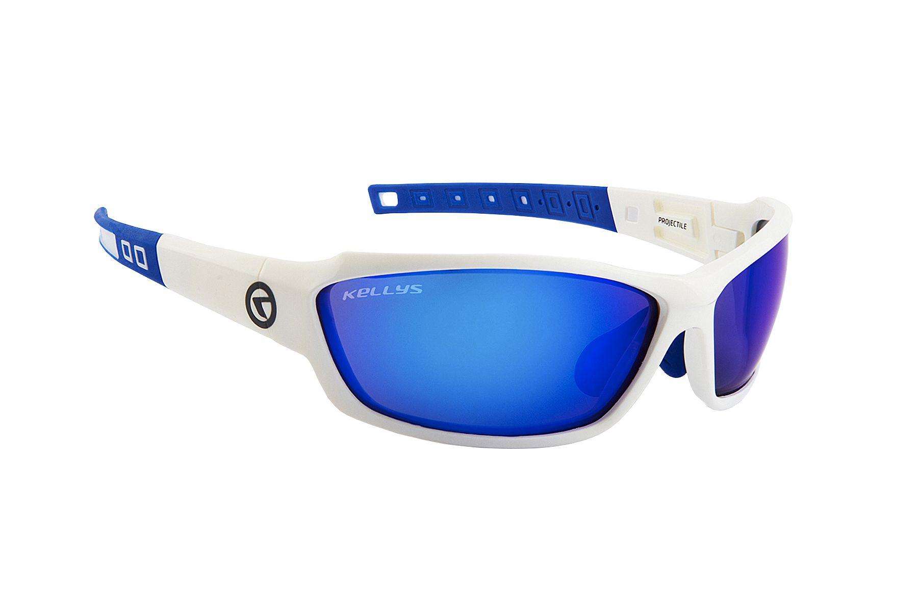 d90f73043 Slnečné okuliare KELLYS Projectile - Shiny White - E-shop - SHOPBIKE