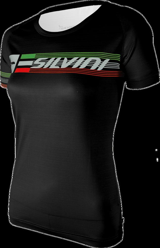 353160ef54aa Dámske funkčné tričko Silvini PROMO WT854 black - E-shop - SHOPBIKE