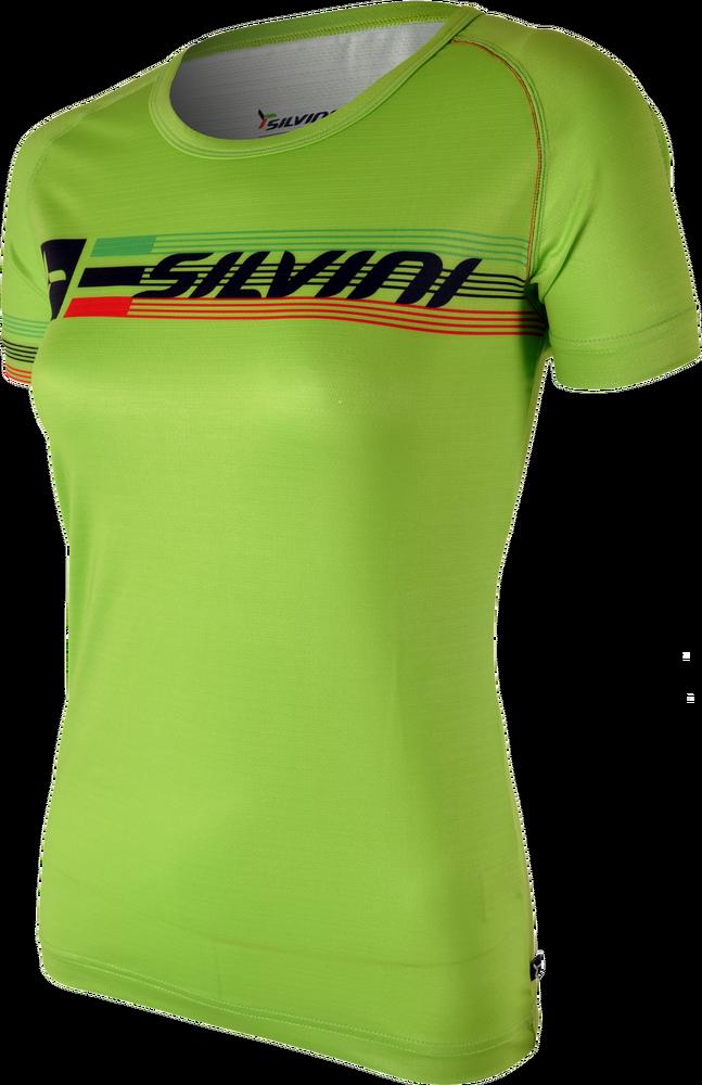 9ec1fd007979 Dámske funkčné tričko Silvini PROMO WT854 lime - E-shop - SHOPBIKE