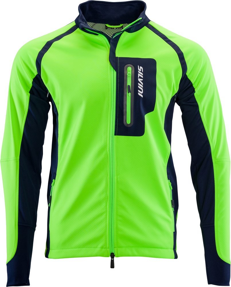 Pánska softshellová bunda Silvini ANTEO MJ421 green navy - E-shop ... 4d1f700cdb8