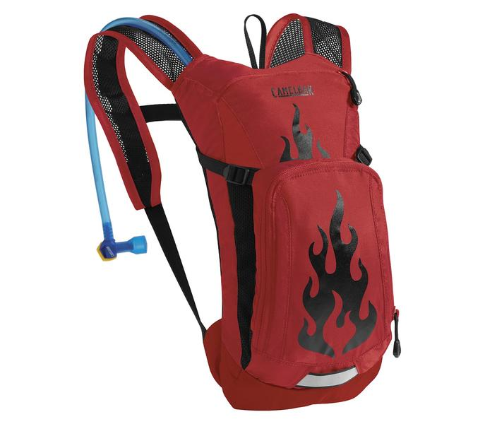 82d47b189 Batoh Camelbak MINI MULE - barbados cherry/ flames-1.5l - E-shop ...