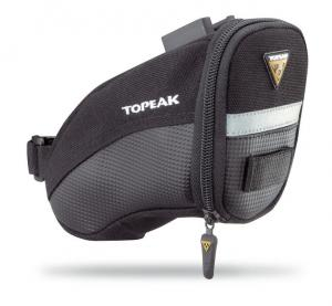 Taška podsedlová Topeak AERO WEDGE PACK, Small + Quick Click