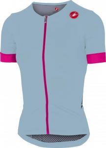 ca7e19203d1a Dámsky triatlonový dres Castelli 17099 FREE SPEED W RACE JERSEY 056  sv.modrá ruž
