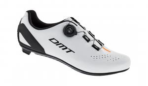 174af68998 Cestné tretry DMT D5 biela čierna oranžová