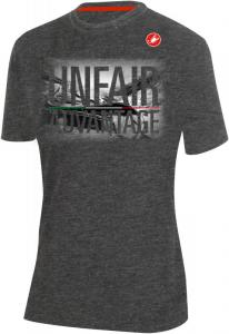 974112ef9 Pánske tričko s krátkym rukávom, Castelli 18126 STELVIO, 006 - šedá