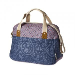 Elegantná taška na bicykel Basil BOHEME-CARRY ALL BAG Indigo