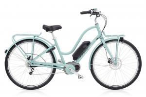 ELECTRA Townie Commute GO! 8i EQ Ladies Mineral Blue 2018