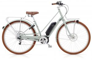 GHOST E-Bikes Loft GO! 8i EQ Green Tea 2019