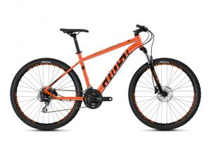 GHOST KATO 2.7 AL  - Monarch Orange / Jet Black 2020, XXS (135-150cm)