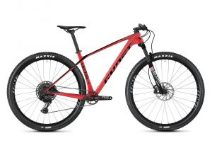 GHOST LECTOR 3.9 LC  - Riot Red / Jet Black 2020, S (155-170cm)