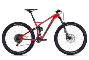 GHOST SLAMR X7.9 AL  - Riot Red / Jet Black 2020, M (165-180cm)