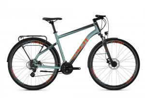 GHOST Square Trekking 2.8 AL U river blue / jet black / monarch orange 2019