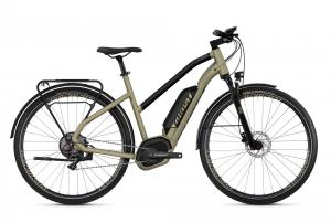 GHOST Square Trekking B5.8 Lady ext gold / jet black 2019