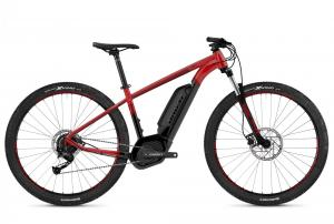 Ghost Hybride TERU B2.9 AL U riot red / jet black / shadow red 2019