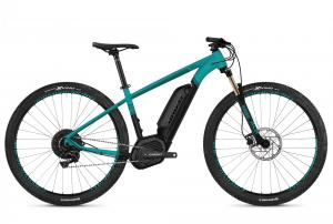Ghost Hybride TERU B4.9 AL U electric blue / jet black / shadow blue 2019
