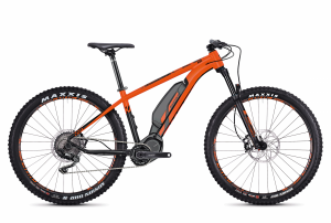 GHOST E-Bikes HYB Kato S3.7+ orange / black 2018