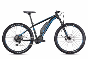 GHOST E-Bikes HYB Kato S3.7+ black / blue 2018