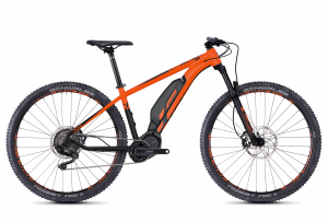 GHOST E-Bikes HYB Kato S3.9 orange / black 2018