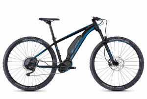 GHOST E-Bikes HYB Kato S3.9 black / blue 2018