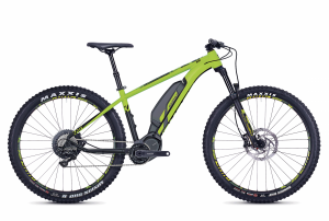 GHOST E-Bikes HYB Kato S4.7+ green / black 2018