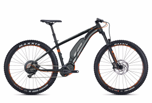 GHOST E-Bikes HYB Kato S4.7+ black / orange 2018