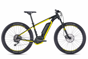 GHOST E-Bikes HYB Teru B2.7+ black / yellow 2018