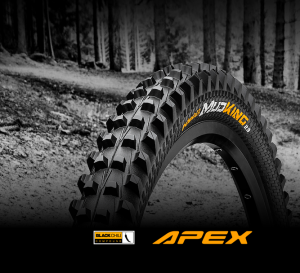 Plášť Continental MUD KING 27,5x1,80 2018, 47-584 kevlar Tubeless Ready ProTection