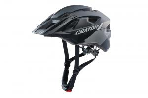 CRATONI ALLRIDE - black-grey matt 2021 UNI (53-59cm)