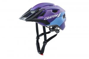 CRATONI ALLRIDE - purple-blue matt 2021 UNI (53-59cm)