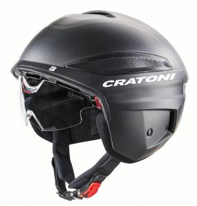 CRATONI VIGOR | black-black matt 2020 M (56-57cm)
