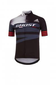GHOST oblečenie Dres / Jersey Adidas Team Replica night black/star white/riot red 2018