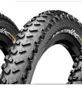 Plášť Continental MOUNTAIN KING III 29x2.3 2019, 58-622 kevlar Tubeless Ready Performance