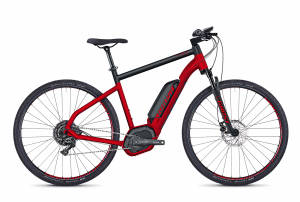GHOST E-Bikes HYB Square Cross B4.9 2018