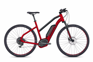 GHOST E-Bikes HYB Square Cross B4.9 Ladies 2018
