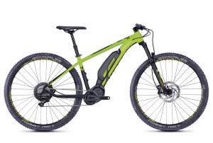 GHOST E-Bikes HYB Kato S4.9 green / black 2018