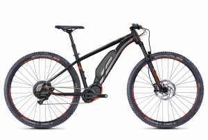 GHOST E-Bikes HYB Kato S4.9 black / orange 2018