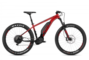 GHOST E-Bikes HYB Kato S6.7+ red / black 2018