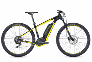 GHOST E-Bikes HYB Teru B2.9 black / yellow 2018