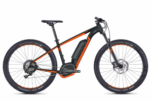 GHOST E-Bikes HYB Teru B5.7+ black / orange 2018