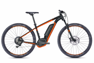 GHOST E-Bikes HYB Teru B5.9 black / orange 2018