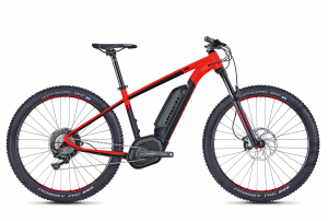 GHOST E-Bikes HYB Teru B7.7+ red / black 2018