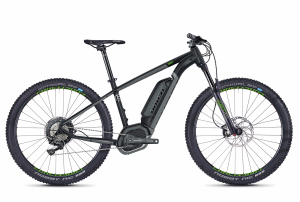 GHOST E-Bikes HYB Teru B7.7+ black / grey / green 2018